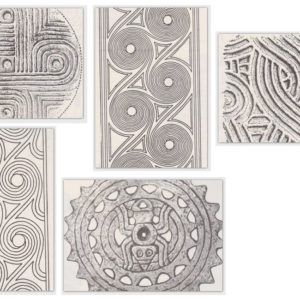 Pottery Designs Card Set