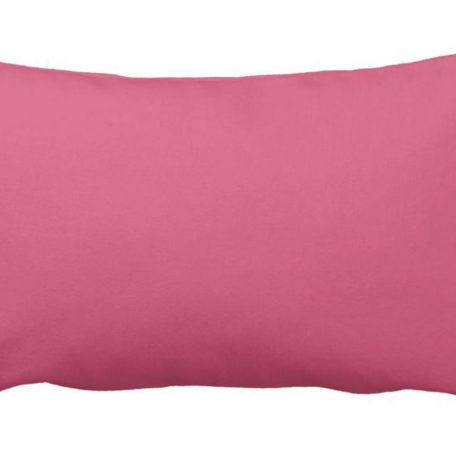 Selu Pink Corn Pillow Reverse