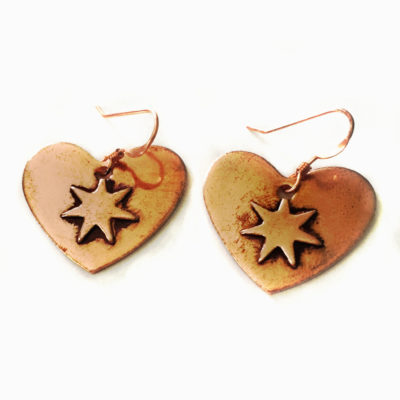 Cherokee Love Earrings