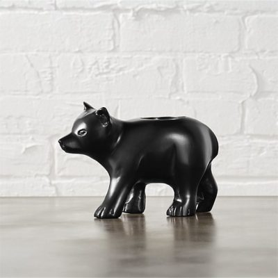 iron bear tealight