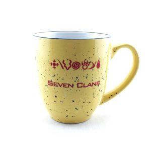 Ceramic Seven Clans Mug