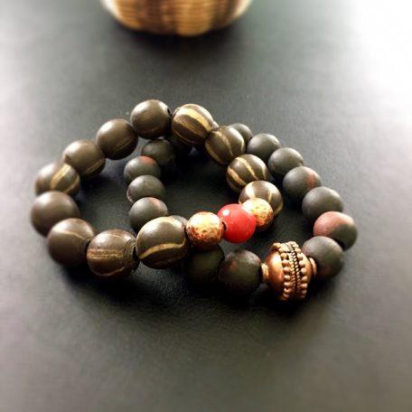 Clay Bead Bracelets