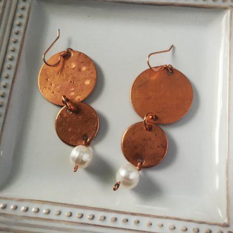 Three Worlds Earrings
