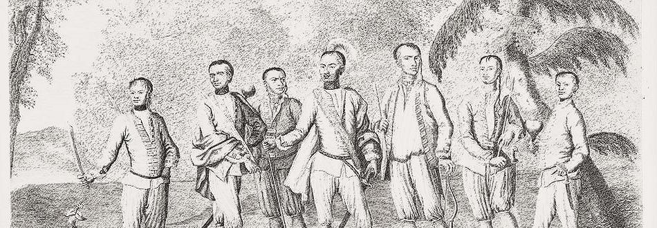 Seven Cherokee Chiefs from Carolina